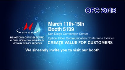 Optical Fiber Communication Conference Exhition:March11th-15th